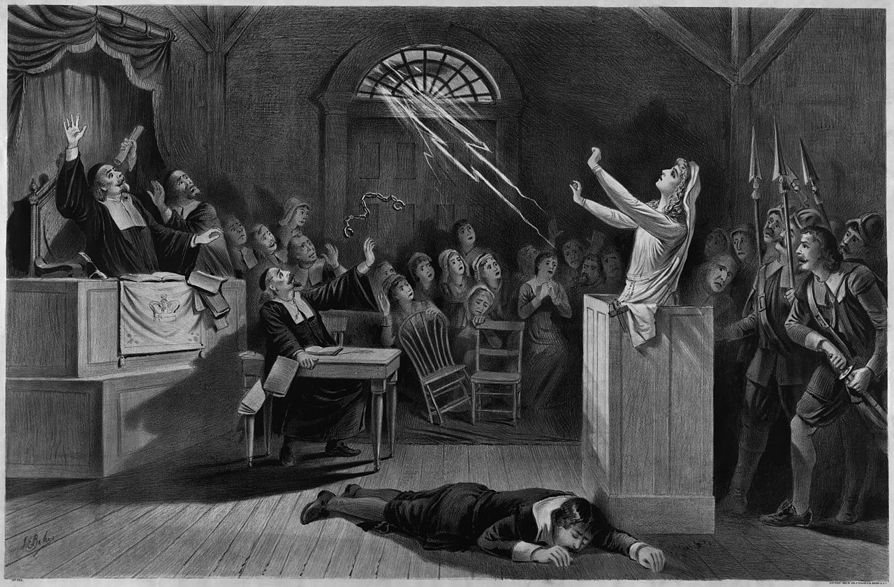 Episode 28: What If The Salem Witch Trials Convicted Actual Witches With Phillip Reese