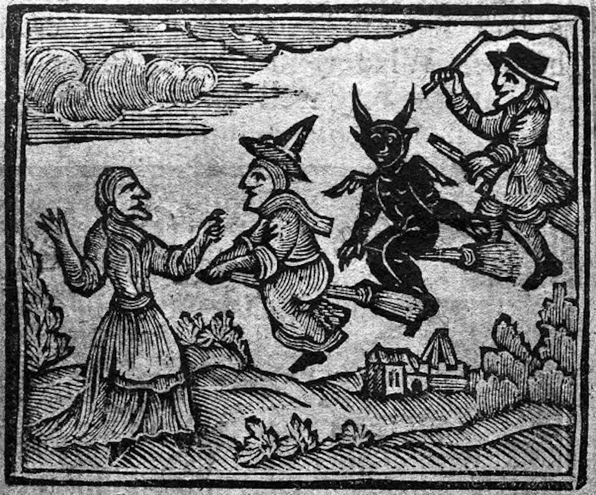 Episode 54: Dispelling Myths Of Witchcraft And Satan Worship With Sarah Marshall