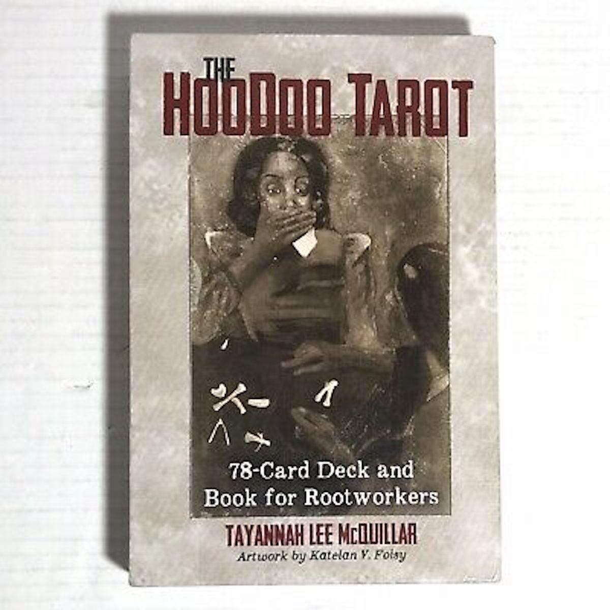 Episode 80: The Hoodoo Tarot With Tayannah Lee McQuillar